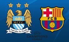 Manchester City v Barcelona - TEAM NEWS