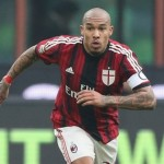 Man Utd Monitoring Nigel de Jong's AC Milan Contract Talks