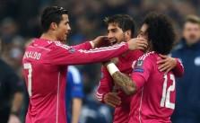 Schalke 0-2 Real Madrid - REPORT