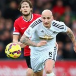 Swansea City 2-1 Manchester United - PLAYER RATINGS