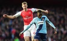 Arsenal 3-0 West Ham United - KEY STATS