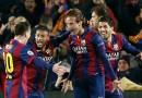 Barcelona 1-0 Manchester City - REPORT