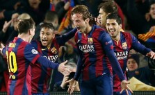 Barcelona 1-0 Manchester City - REPORT