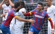 Crystal Palace 3-1 QPR - REPORT