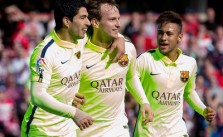 Granada 1-3 Barcelona - REPORT