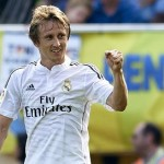 Manchester City Target Luka Modric Happy At Real Madrid