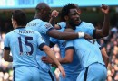 Manchester City 3-0 West Brom - REPORT