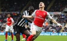 Newcastle United 1-2 Arsenal - KEY STATS