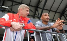 Thierry Henry Arsene Wenger 1