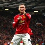 Wayne Rooney's Boxing Celebration Against Tottenham