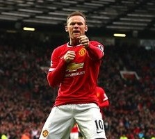 Wayne Rooney's Boxing Celebration Against Tottenham