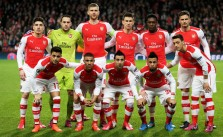 Arsenal Line Up 1