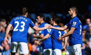 Everton 1-0 Burnley - REPORT