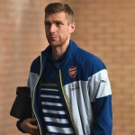 Arsenal's Per Mertesacker Likely To Miss Chelsea Clash
