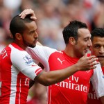 Arsenal 4-1 West Bromwich Albion - REPORT