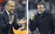 Barcelona v Bayern Munich - MANAGER QUOTES