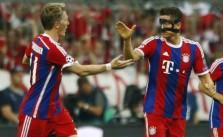Bayern Munich 3-2 Barcelona - REPORT