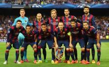 Barcelona Starting XI