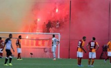 Crowd Disturbances Forces Galatasaray-Udinese Friendly To Be Abandoned