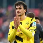 Mats Hummels To Turn Down Man Utd For Borussia Dortmund Stay