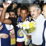 Man Utd Winger Nani Excited To Join Family At Fenerbahce