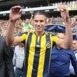 Fenerbahce's Van Persie Eager To Face Man Utd In Champions League Playoff
