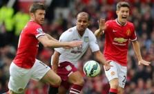 Aston Villa v Manchester United - MATCH FACTS