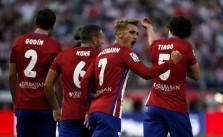 Atletico Madrid 1-0 Las Palmas - REPORT