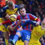 Crystal Palace v Arsenal - MATCH FACTS