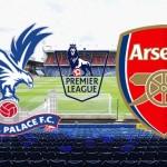 Crystal Palace v Arsenal - TEAM NEWS