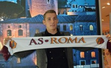 Lucas Digne AS Roma
