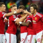 Manchester United 3-1 Club Brugge - REPORT