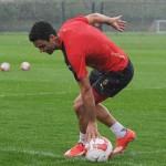 Mikel Arteta Dizzy Penalties