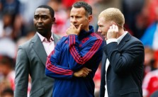 Paul Scholes Ryan Giggs Andy Cole
