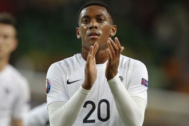 Anthony Martial 18