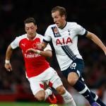 Arsenal 1-1 Tottenham - KEY STATS
