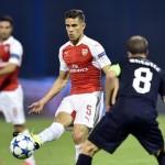 Arsenal v Dinamo Zagreb - MATCH STATS