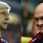 Arsene Wenger Alex Neil