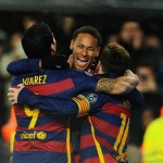Barcelona 6-1 AS Roma - REPORT
