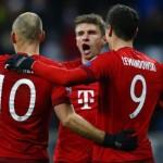 Bayern Munich 4-0 Olympiacos - REPORT