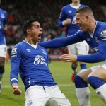 Bournemouth 3-3 Everton - REPORT
