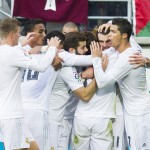 Eibar 0-2 Real Madrid - REPORT