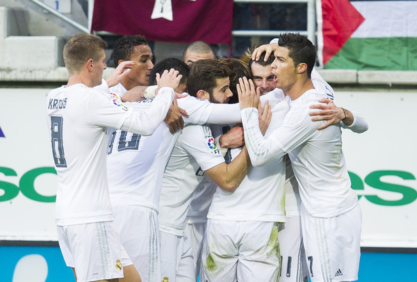 Eibar 0-2 Real Madrid - REPORT