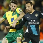Norwich City 1-1 Arsenal - KEY STATS