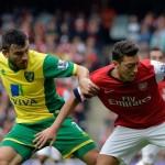 Norwich City v Arsenal - MATCH FACTS