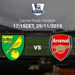 Norwich City v Arsenal - PREVIEW