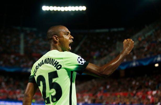 Sevilla 1-3 Manchester City - RATINGS