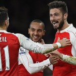 Arsenal 2-1 Manchester City - REPORT