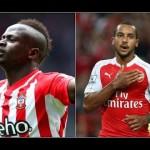 Southampton v Arsenal - PROVISIONAL SQUADS