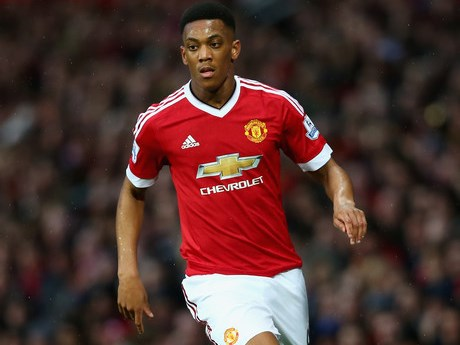Anthony Martial 25